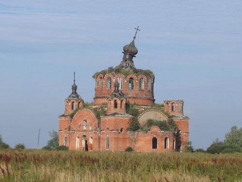 О строительстве церквей