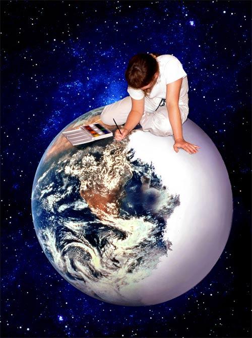 Как мы создаем свой мир