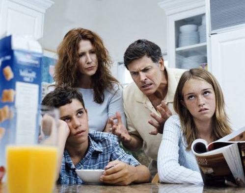 Сепарация (переходный возраст) для родителей