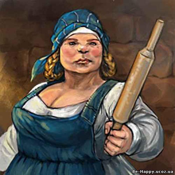 Парадокс сильной женщины